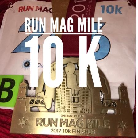 Mag mile 10K Race